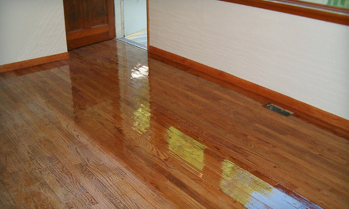 hardwood floor resurfacing fabulous floors dnr groupon
