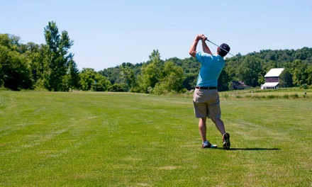 Three 9-Hole Rounds of Golf for Two or Four at Argue-Ment Golf Course (Up to 54% Off)