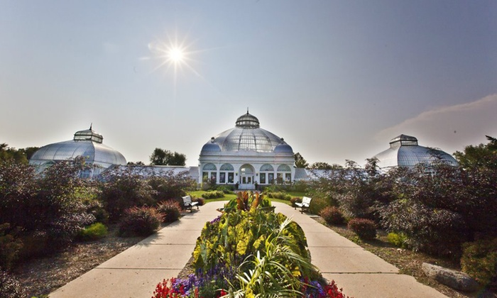 Buffalo and Erie County Botanical Gardens - Buffalo: Family, Grandparent, Individual, or Dual Membership at Buffalo Botanical Gardens (Up to 51% Off)