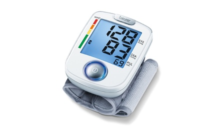 Wrist Blood Pressure Monitor