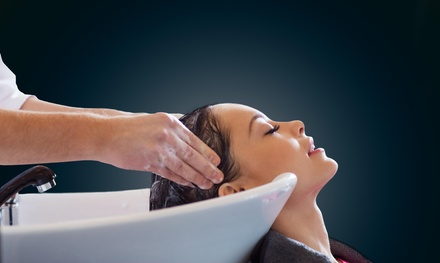 C$78 for a Head Spa Treatment and Haircut at Selfology Spa (C$135 Value)