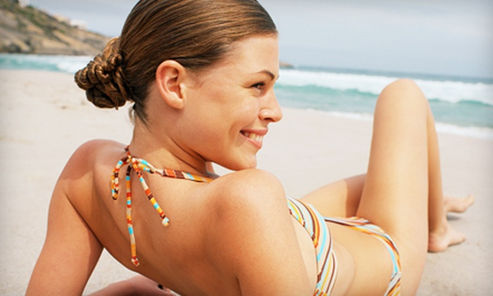 Tanners Paradise Antioch - Multiple Locations: One or Three MagicTan Sessions or One Month Unlimited Tanning on Level 1 Bed at Tanners Paradise (Up to 79% Off)