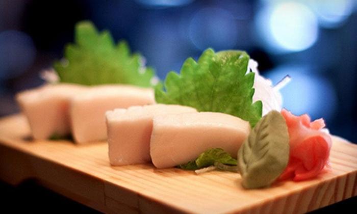 Hanami Sushi Bar - North Center: $10 for $20 Worth of Sushi and Japanese Food at Hanami Sushi Bar