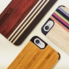 Eco Shield Natural Wood and Bamboo Collection Cases for iPhone 6/6s