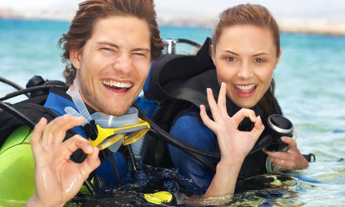 Bellevue Divers - Bellevue: $599 for a PADI Open Water Diver and Dry Suit Diver Platinum Package at Bellevue Divers ($1,230 Value)