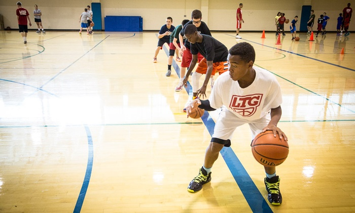 Love The Game - Springdale: One-Week Basketball Camp at Love The Game (45% Off)