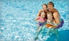 YMCA - Chapel Hill: 10-Visit Pool Pass for an Adult, Child, or Senior at Chapel Hill–Carrboro YMCA (Up to 52% Off)