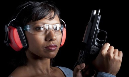 Up to 44% Off Handgun Permit at Mid-America Training Center