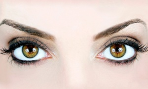 One Or Three Eyebrow Waxes With Shaping Or One Brazilian Wax At Indulgence Beauty Lounge (up To 53% Off)