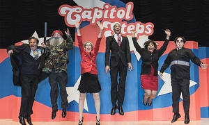 The Capitol Steps : The Capitol Steps on Friday, October 23, at 8 p.m.