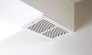 United Pro Clean: Air-Duct Cleaning for 6 or 12 Vents with System Check from United Pro Cleaning (Up to 88% Off)