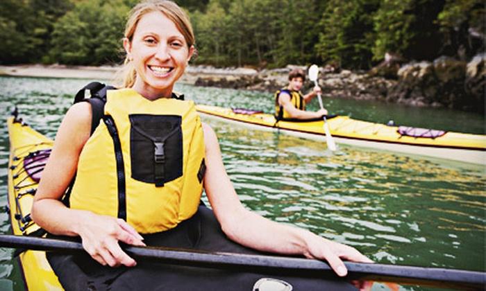 Urban Currents - Sandy Springs: $20 Toward Tubing and Kayak Rentals