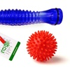 Foot Love and Porcupine Massage Ball