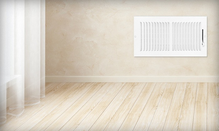 It's Duct Time - Wilder Park: $49 for a Whole-House Air-Duct Cleaning with a Dryer-Vent Cleaning and an AC Checkup from It's Duct Time ($318 Value)