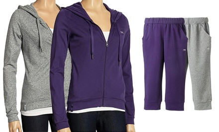 Li Ning Women's Relaxed-Fit Hoodie or Capris