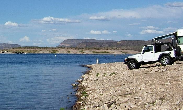AZ Jeep Tours - Goodyear: $136 for a Four-Hour Jeep Tour for Up to Four from AZ Jeep Tours($480 Value)