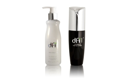 DFI Anti-Aging Set with 60 Second Cleanser and Even-Up Cream