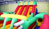 Jumping Country - Grafton: Bounce Visit for One or Two Children at Jumping Country (Half Off)