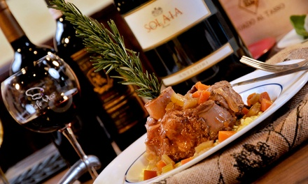 $25 for $50 Worth of Italian Dinner Cuisine on Sunday–Thursday at Café Vico