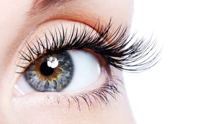 Lash, Inc. - Utah County: Set of Kitty Corner Synthetic Eyelash Extensions with Option of Refill at Lash, Inc. (Up to 44% Off)