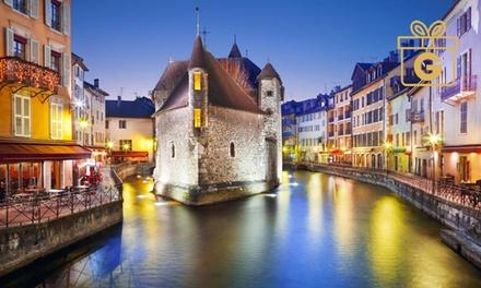 Annecy : 1, 2, 3 ou 5 nuits avec pdj, dîner et spa en option pour 2 personnes au Best Western Hôtel International Annecy