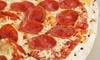 Jumbo Pizza - Multiple Locations: 30% Cash Back at Jumbo Pizza