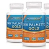 Saw Palmetto Gold for Prostate Health Support; 60 Capsules