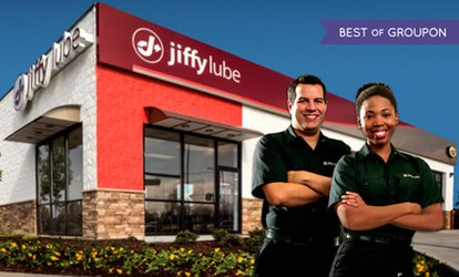 $20 for an Oil Change with Inspection at Jiffy Lube ($44.99 Value)
