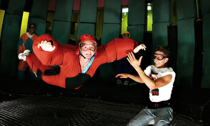 Flyaway Indoor Skydiving - Pigeon Forge: $49 for Two Indoor Skydiving Sessions at Flyaway Indoor Skydiving ($68 Value)