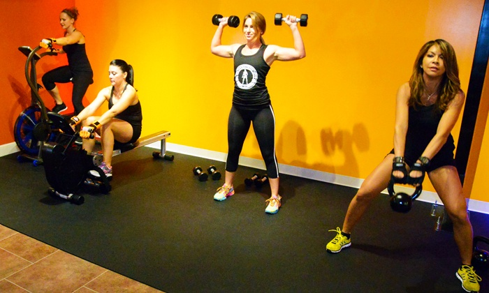 The HitFit Gym - The HITFIT Gym: Up to 58% Off Unlimited Gym Access at The HitFit Gym