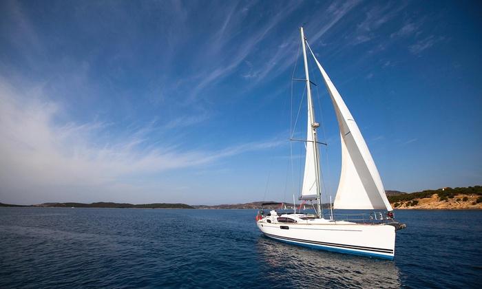 Millennium Sailing - Millennium Sailing: Up to 50% Off BYOB Sailing Charter at Millennium Sailing