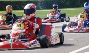 Karting Magaluf: Tanda de 15 minutos en Super Kart o Pro Kart para una o dos personas desde 19,95 € en Karting Magaluf