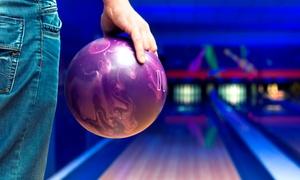 Bowling San Romano: 2 partite con birra per 2 o 4 persone al Bowling San Romano (sconto 59%)