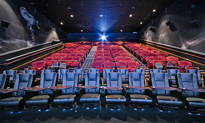 Studio Movie Grill - Second Ward: $5 for a Movie Outing with a Ticket at Studio Movie Grill (Up to $10 Value)