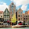 Ámsterdam: apartamento o habitación doble en hotel 4*