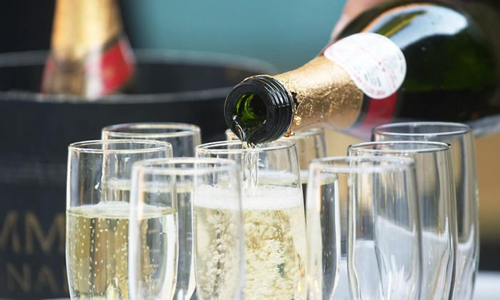 Bubble - Bubble Charlotte: Up to 50% Off Bubbly Fest Entry or Dinner Package at Bubble Charlotte