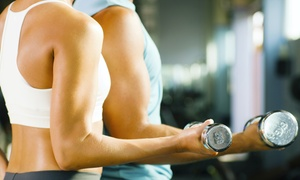 AKS Fitness: Four or Eight Personal Training Sessions at AKS Fitness (Up to 60% Off)