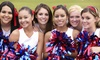 Apex Athletics - New Location: Open-Gym Time, Cheer and Tumbling Classes, or Party at Apex Athletics (Up to 55% Off). Five Options Available.