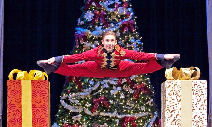 "Evergreen City Ballet - Evergreen City Ballet: Evergreen City Ballet's ""The Nutcracker"" (December 12 or 13)"
