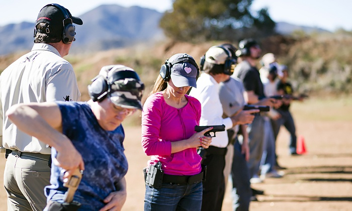 Aegis Academy - Pala: $175 for a Day One Firearms-Safety, Pistol, Shotgun, or Carbine Class at Aegis Academy ($275 Value)