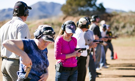 $175 for a Day One Firearms-Safety, Pistol, Shotgun, or Carbine Class at Aegis Academy ($275 Value)