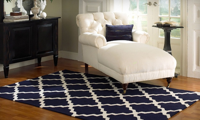 Rugs USA: Rugs, Lighting, and Furniture from Rugs USA (Up to 60% Off). Three Options Available.