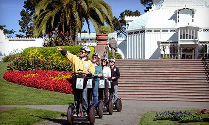 The Electric Tour Company - Golden Gate Park: $38 for a Golden Gate Park Segway Tour from The Electric Tour Company ($70 Value)