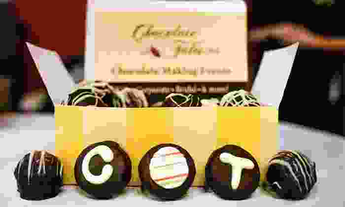 Chocolate Tales - Multiple Locations: C$39 for a 90-Minute Classic Chocolate-Making Workshop at Chocolate Tales (C$82 Value)