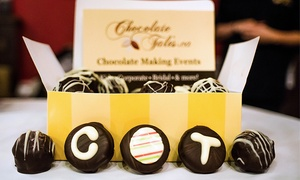 Chocolate Tales: CC$35 for a 90-Minute Chocolate-Making Workshop at Chocolate Tales (CC$82 Value)