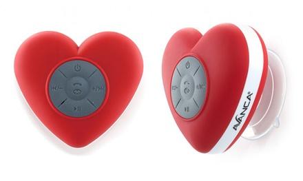 Avanca Bluetooth Lautsprecher in Herzform