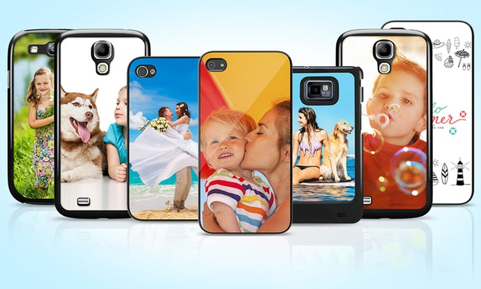 detailed look e57e5 9ce30 Up To 87% Off on Custom Case for iPhone | Groupon Goods