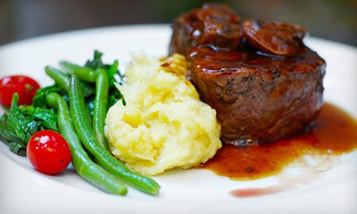 Season's Tavern - Hudson: American Food for Breakfast or Dinner at Season's Tavern (50% Off)