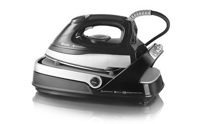 Groupon Goods Global GmbH: Swan Steam Generator Iron from £59.99 With Free Delivery (Up to 72% Off)