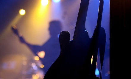 Live Blues Performance for Two or Four at Uncle Bo's Live (Up to 49% Off)